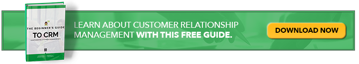 Learn more about customer relationship management with this free guide.