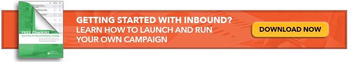 Download Your Free Checklist: How to Run a Successful Inbound Marketing Campaign