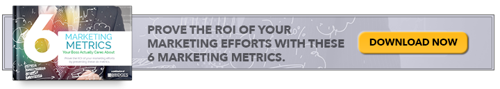 Free Download: 6 Marketing Metrics ROI