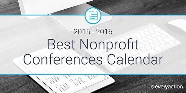 download the 2015 - 2016 best nonprofit conferences calendar