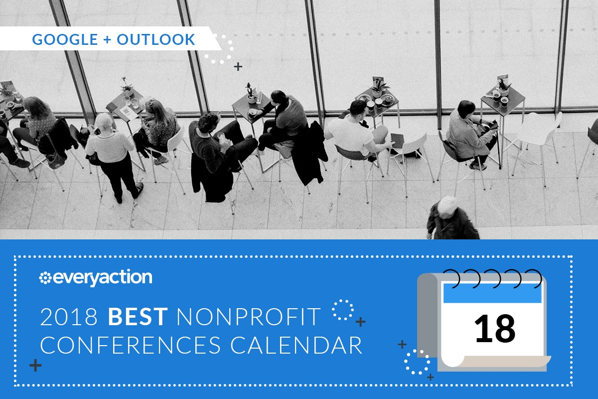Get the 2018 Best Nonprofit Conferences Calendar
