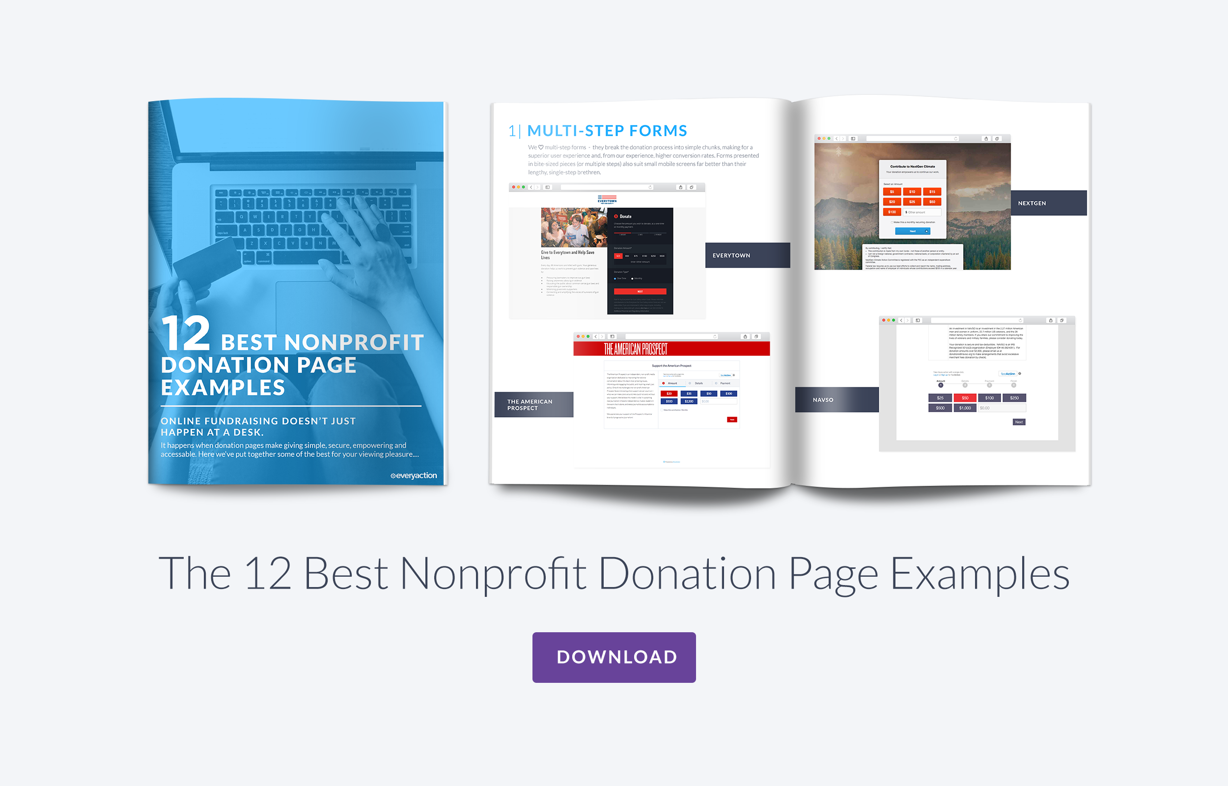 12 Best Nonprofit Donation Page Examples