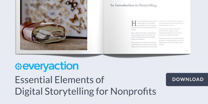 Download the Essential Elements of Digital Storytelling guide