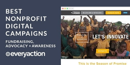 Check out the Best Nonprofit Digital Campaigns Collection