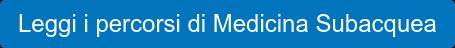 Vai alla pagina Medicina Subacquea