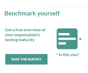Benchmark yourself using our free online survey