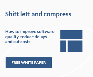 Shift left and compress white paper