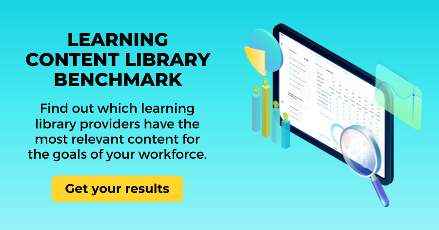 content library benchmark