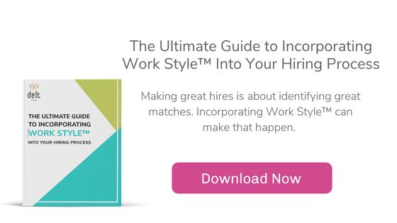 Work Style Hiring Process
