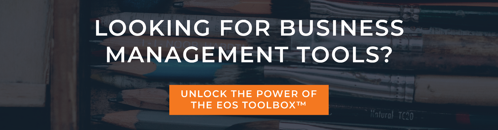 Looking for business management tools? The EOS Toolbox is full of powerful real-world tools