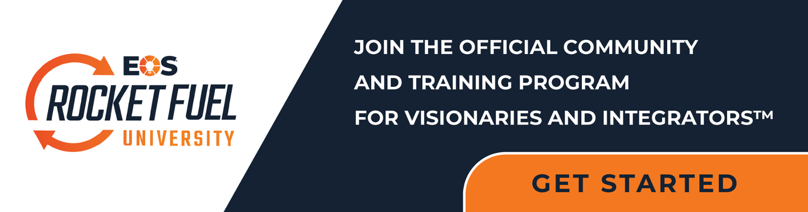 Join the official community and training program for visionaries and integrators
