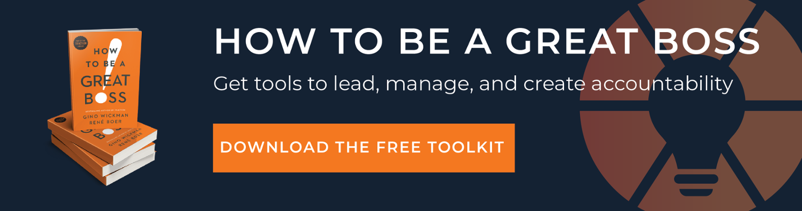 download the how to be a great boss toolkit