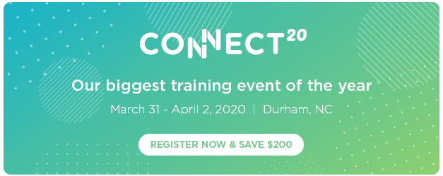 Connect 2020 | Our biggest training event of the year