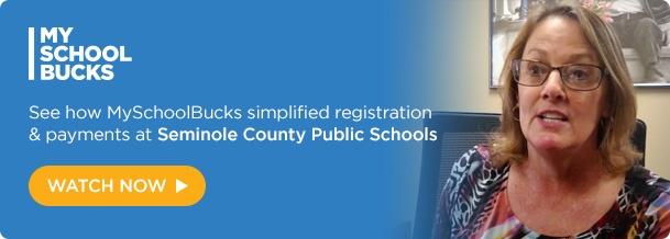 See how MySchoolBucks simplified registration & payments at Seminole County Public Schools