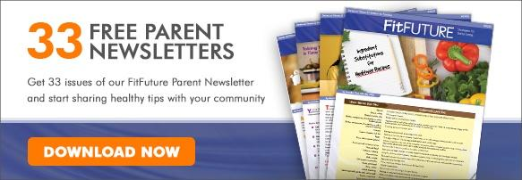 33 Free FitFuture Parent Newsletters | Download Now