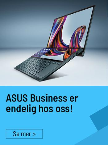 Se ASUS Business i vår nettbutikk