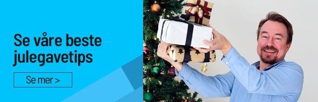 Se våre beste julegavetips - Komplett Bedrift
