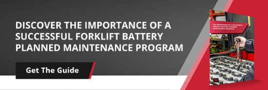 SSE - Forklift Battery Maintenance Ebook