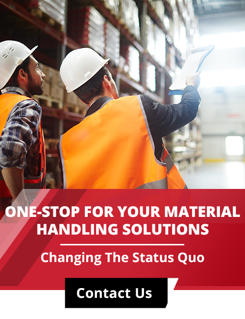 warehouse material handling solution
