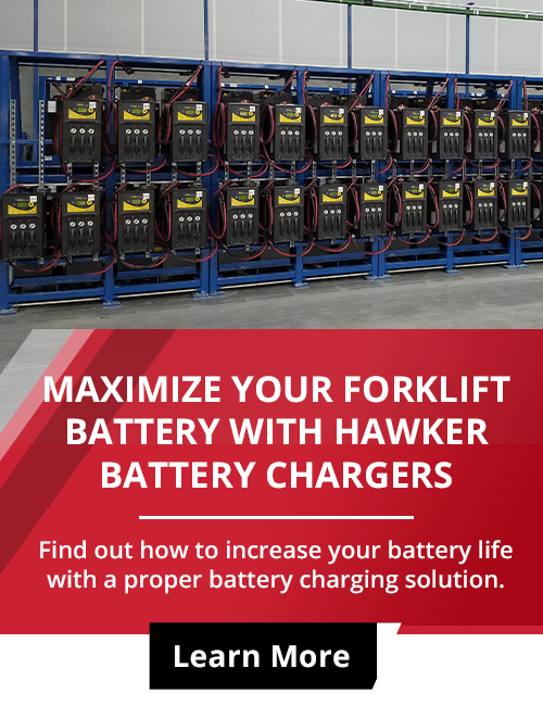 industrial forklift battery charger
