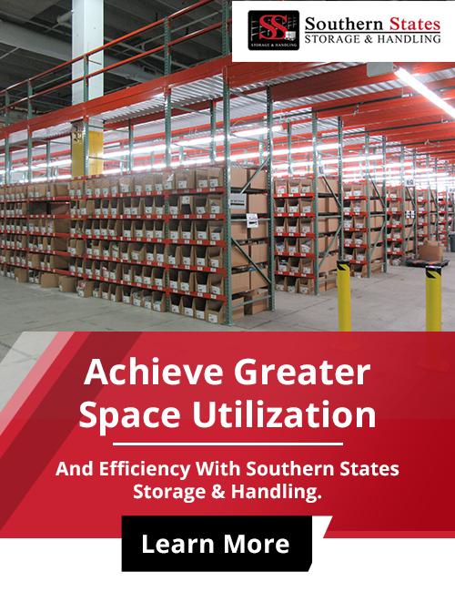 warehouse storage and handling