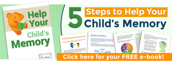 Help Your Child's Memory Report