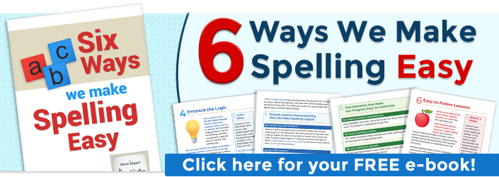 Six Ways We Make Spelling Easy Report