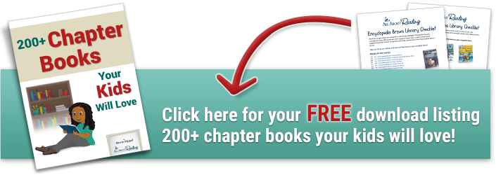 FREE Chapter Book Library Lists