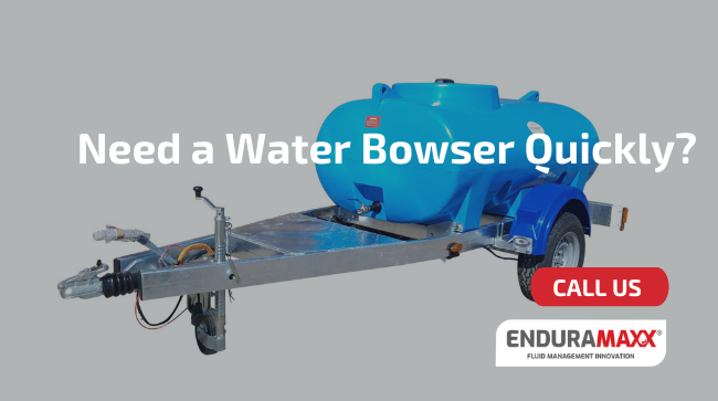 Water bowser