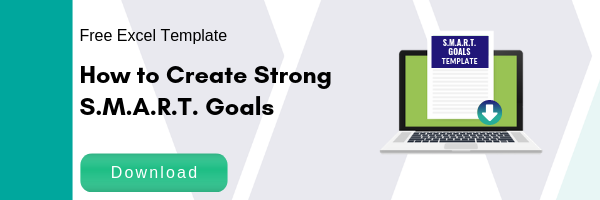 Download Goals Excel Template