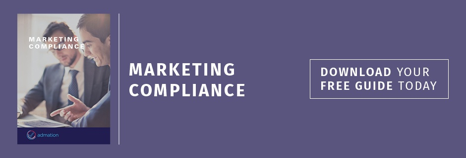 Download Guide to Marketing Compliance