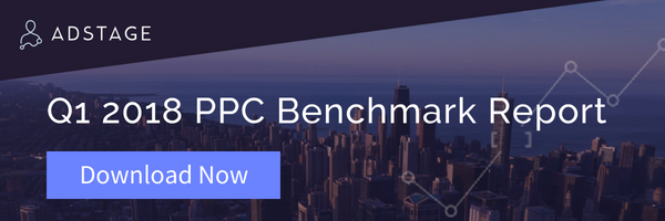 q1 2018 ppc benchmark report