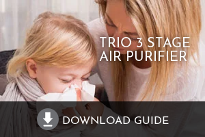 Trio 3 Stage Air Purifier  Download Guide
