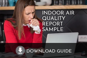 Indoor Air Quality Report Sample  Download Guide