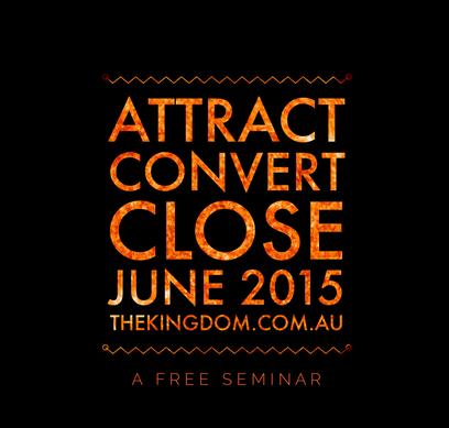 The Kingdom HubSpot Seminars Melbourne Perth Adelaide