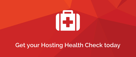 Get Your Hosting Health Check Today
