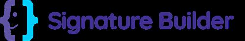 Signature Builder Email Signature Generator
