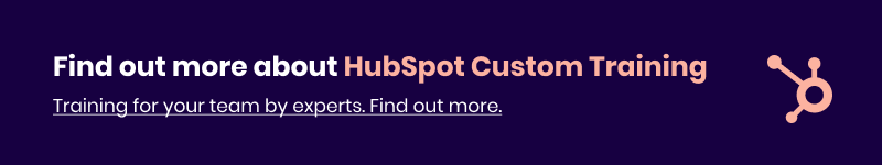 The Kingdom HubSpot Custom Training
