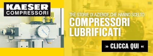 compressore lubrificato