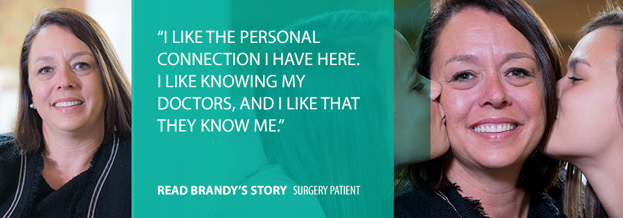 Brandy's Surgery Story