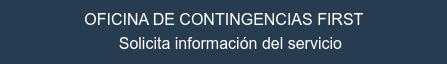 Solicitar información del servicio