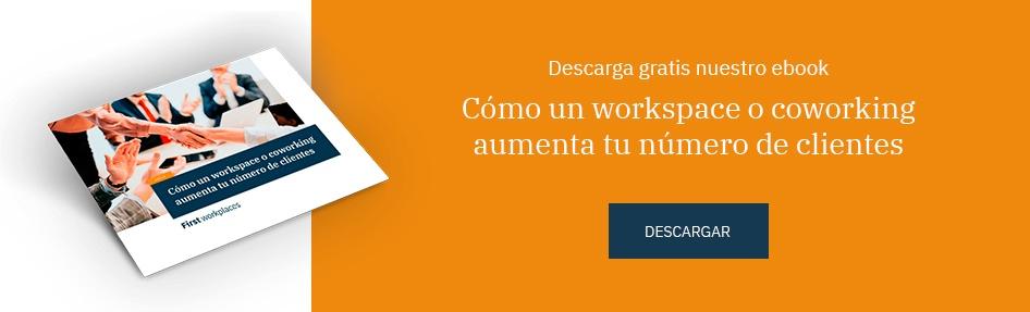 Ebook como un workspace o coworking aumenta tu número de clientes