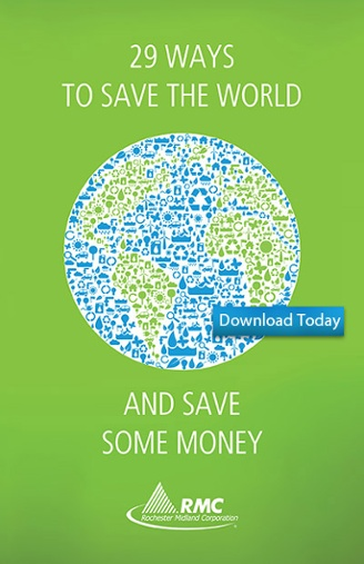 29 ways to save the world