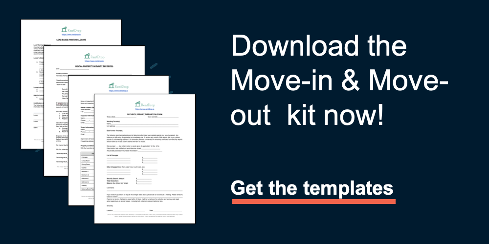 rentdrop move in move out kit download