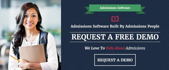 Admissions Software Free Demo