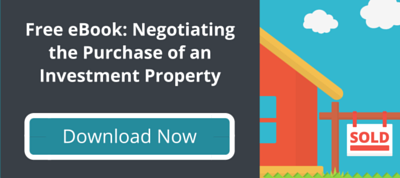 negotiating the purchase price of property