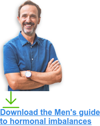 Download the Men's guide  to hormonal imbalances