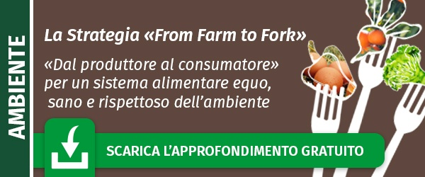 la strategia from farm to fork