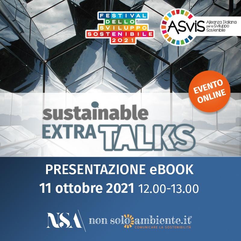 presentazione Sustainable EXTRA talks