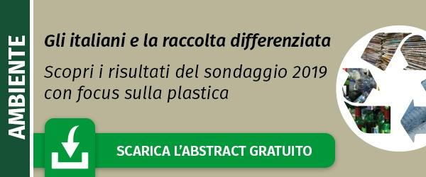 """Scarica l'abstract del sondaggio: """"Gli italiani e la raccolta differenziata"""""""